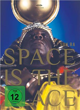 Space is the Place (Special Edition, Blu-ray + DVD)