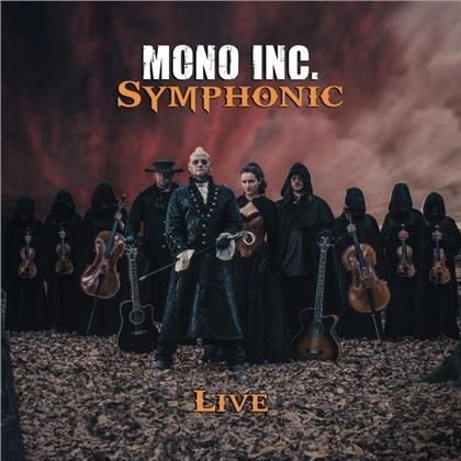 Mono Inc. - Symphonic Live (Limited Edition, 2 CDs + DVD)