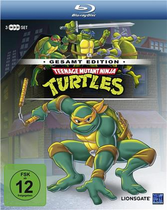 Teenage Mutant Ninja Turtles - Die komplette Serie (Gesamtedition, 3 Blu-rays)