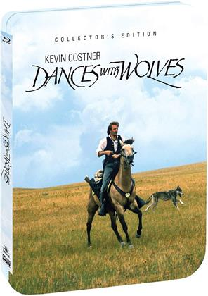 Dances With Wolves (1990) (Collector's Edition, Limited Edition, Steelbook)