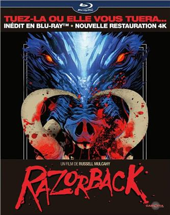 Razorback (1984) (Limited Edition, Steelbook)