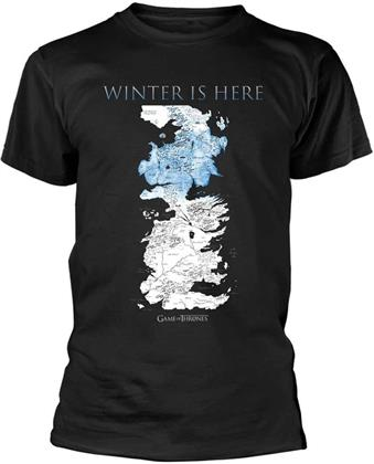 Game Of Thrones - Winter Is Here