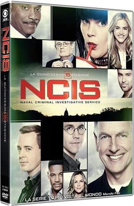 NCIS - Stagione 15 (6 DVDs)