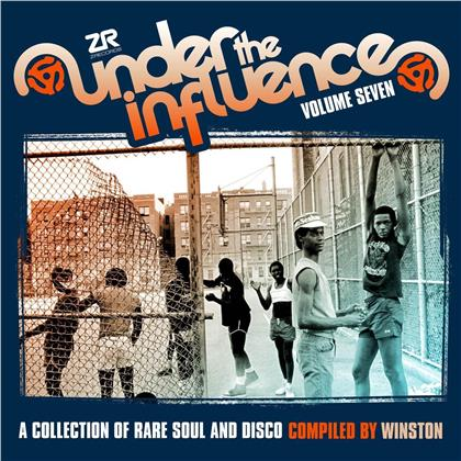 Under The Influence 7 (2 LPs)