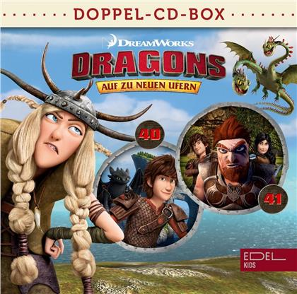 Dragons - 040 & 041: Doppelbox (2 CDs)