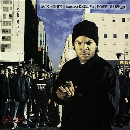 Ice Cube - Amerikkka's Most Wanted (2019 Reissue, Limited Edition, LP)