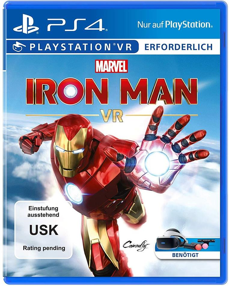 Iron Man VR (German Edition)