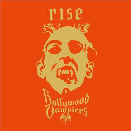 Hollywood Vampires (Alice Cooper/Johnny Depp/Joe Perry) - Rise (Limited Boxset, T-Shirt L)