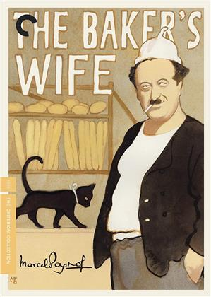 The Baker's Wife (1938) (s/w, Criterion Collection)