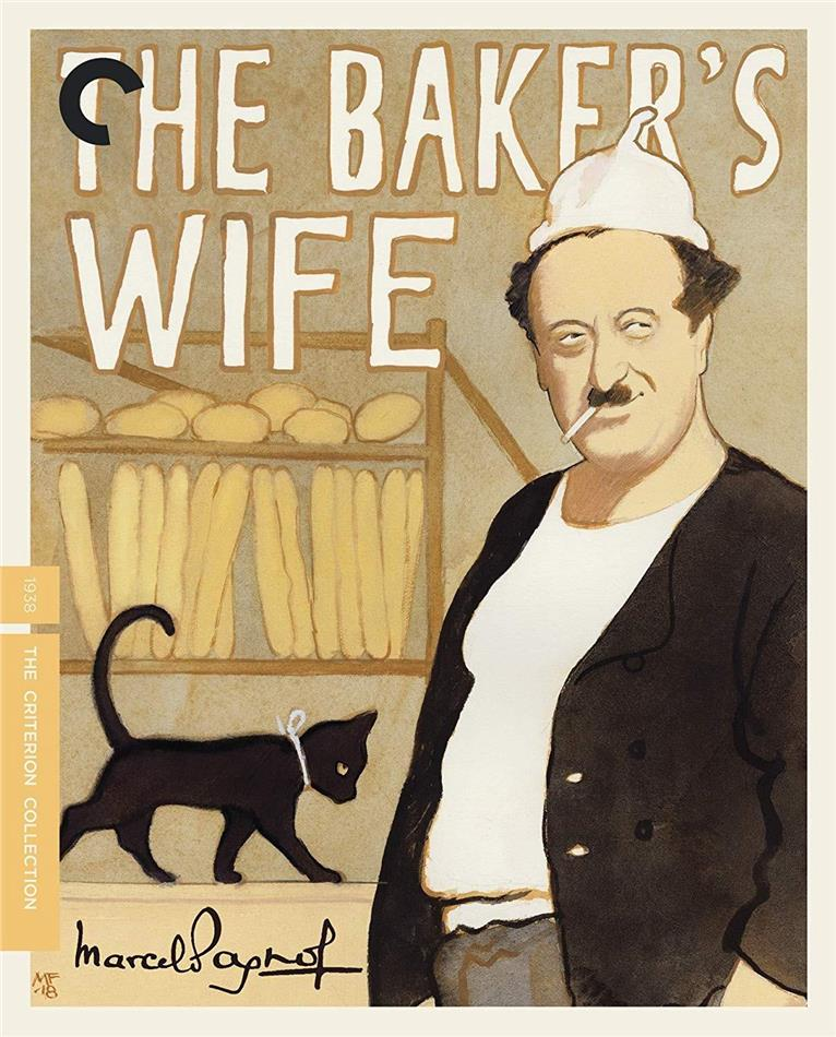 The Baker's Wife (1938) (n/b, Criterion Collection)