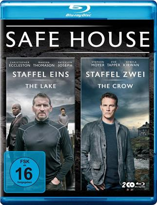 Safe House - Staffeln 1 & 2 (2 Blu-rays)