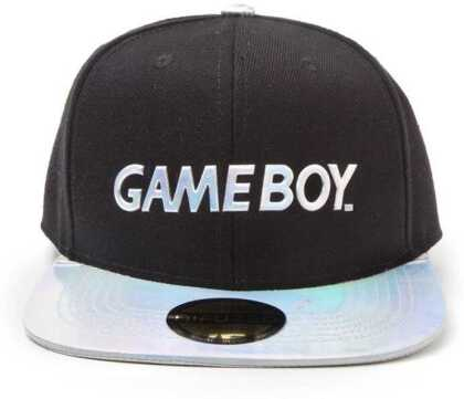 Gameboy - Holographic Logo Snapback