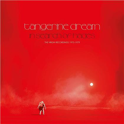 Tangerine Dream - In Search Of Hades - The Virgin Recordings 1973-1979 (Edizione Limitata, 16 CD + 2 Blu-ray)