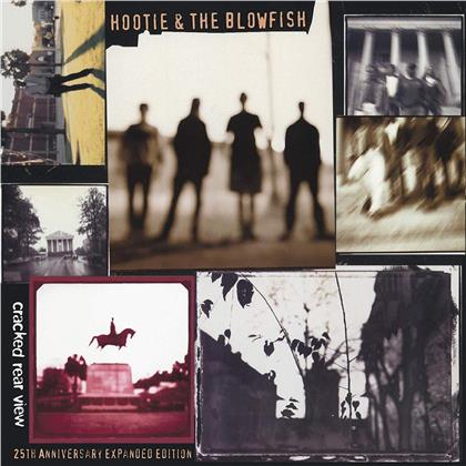 Hootie & The Blowfish - Cracked Rear View (Atlantic, 2019 Reissue, Edizione 25° Anniversario, Deluxe Edition, CD + DVD)