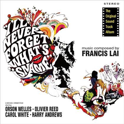 Francis Lai - Ill Never Forget Whats Isname - OST