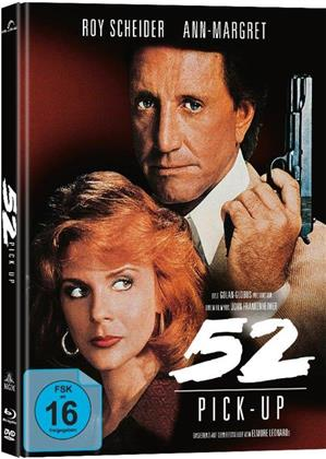 52 Pick-Up (1986) (Limited Edition, Mediabook, Blu-ray + DVD)