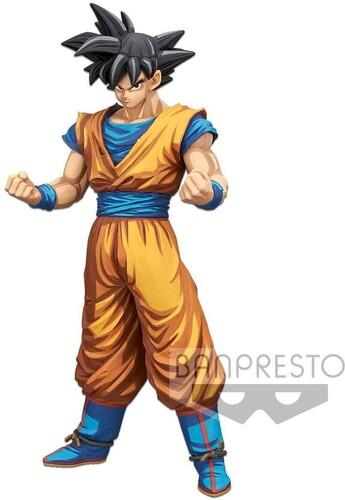 Dragon Ball Z Son Goku Manag Dimensions Figure