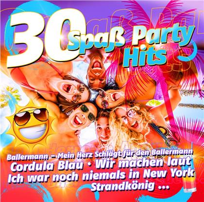 30 Spaß Party Hits (2 CDs)