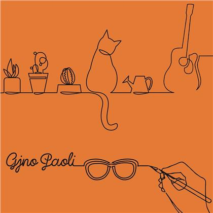 Gino Paoli - --- (Limited Edition, Colored, 2 LPs)