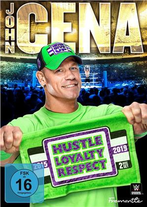 WWE: John Cena - Hustle, Loyalty, Respect (2 DVDs)