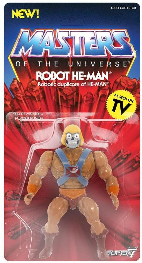 Masters Of The Universe Vintage Wave 2 He-Man