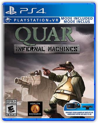Quar Infernal Machines