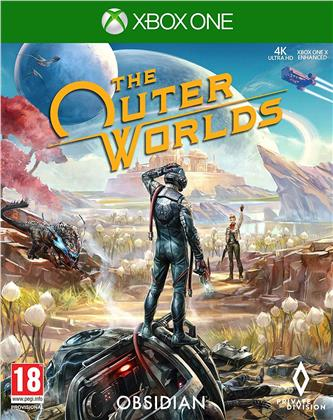 The Outer Worlds (German Edition)