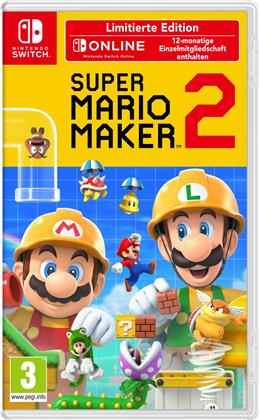 Super Mario Maker 2 (Limited Edition)