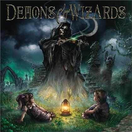 Demons & Wizards - --- (2019 Reissue, Century Media, Digipack, Remastered)