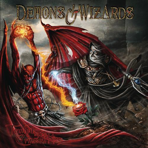 Demons & Wizards - Touched By The Crimson King (2019 Reissue, Century Media, Digipack, Remastered)