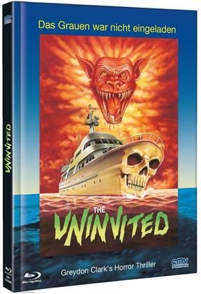 Uninvited (1988) (Cover A, Limited Edition, Mediabook, Uncut, Blu-ray + DVD)