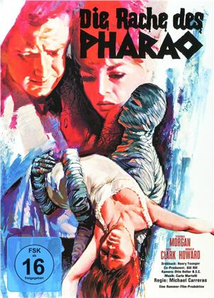 Die Rache des Pharao (Cover B, Hammer Edition, Limited Edition, Mediabook)