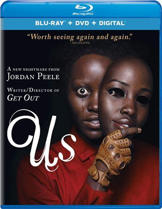 Us (2019) (Blu-ray + DVD)