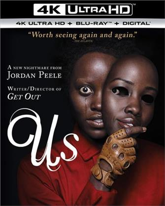 Us (2019) (4K Ultra HD + Blu-ray)