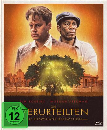 Die Verurteilten (1995) (25th Anniversary Edition, Digibook)