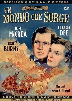 Un mondo che sorge (1937) (Western Classic Collection, Doppiaggio Originale D'epoca, s/w, Collector's Edition, Remastered, 2 DVDs)