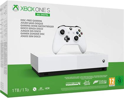 XBOX-One 1TB S All Digital Edition