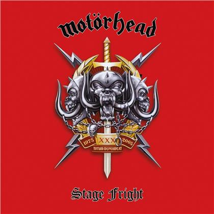 Motörhead - Stage Fright (CD + DVD)