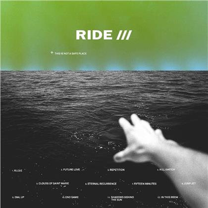 Ride - This Is Not A Safe Place (LP)