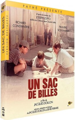 Un sac de billes (Limited Edition, Blu-ray + DVD)
