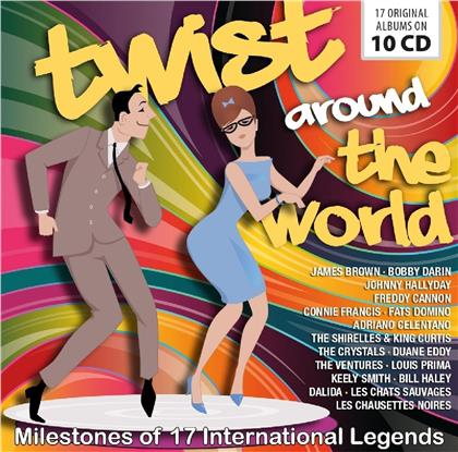 Twist Around The World (10 CDs)
