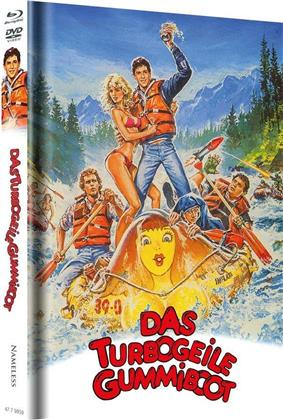 Das turbogeile Gummiboot (1984) (Cover A, Limited Collector's Edition, Mediabook, Blu-ray + DVD)