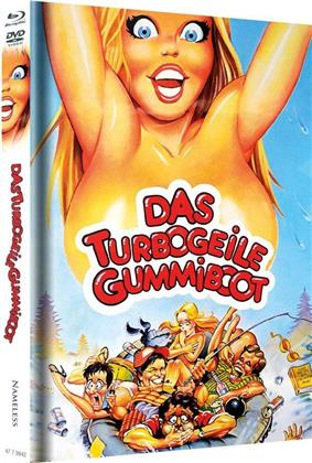 Das turbogeile Gummiboot (1984) (Cover B, Limited Collector's Edition, Mediabook, Blu-ray + DVD)