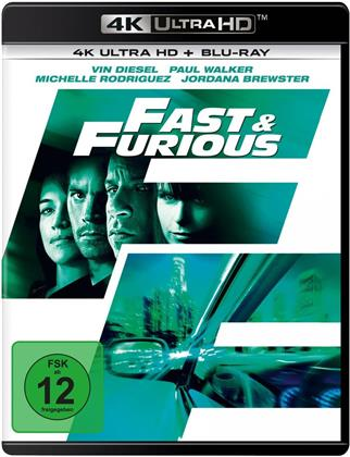 Fast & Furious - Neues Modell. Originalteile. (2009) (4K Ultra HD + Blu-ray)