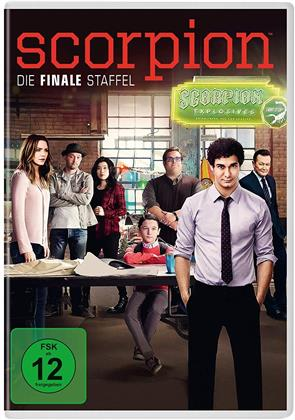 Scorpion - Staffel 4 (6 DVDs)