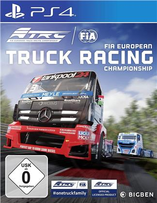 FIA Truck Racing Championship (German Edition)