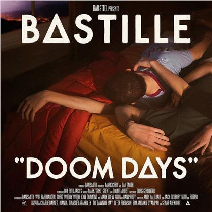 Bastille (UK) - Doom Days (Boxset, Limited Edition, CD + Audiokassette)