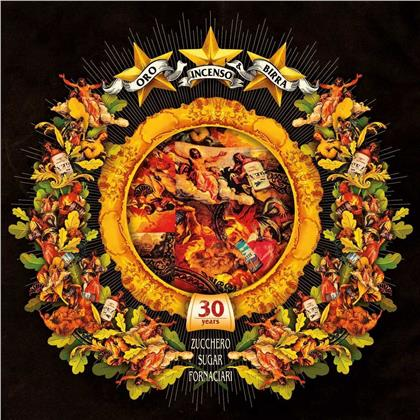 Zucchero - Oro Incenso & Birra (30th Anniversary Edition, LP)