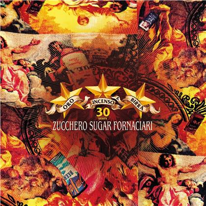 Zucchero - Oro Incenso & Birra (30th Anniversary Edition, 3 CDs)