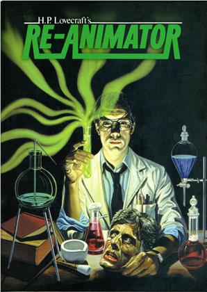 Re-Animator (1985) (Digipack, 2 Blu-rays)